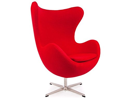 Arne Jacobsen Egg Chair ? rot