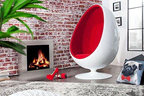 Invicta Interior Sessel Space Egg