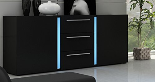 Kommode Sideboard FRESH Hochglanz
